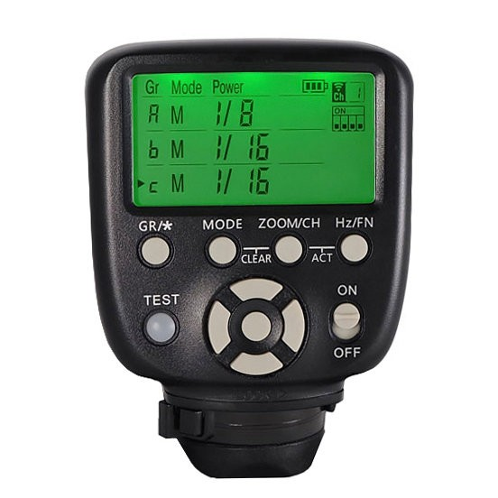 Yongnuo YN560-TX II/N Manual Flash Controller for Nikon